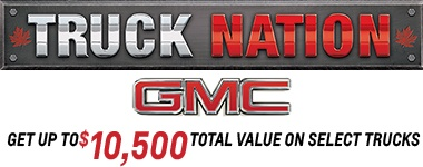 GMC Specials May