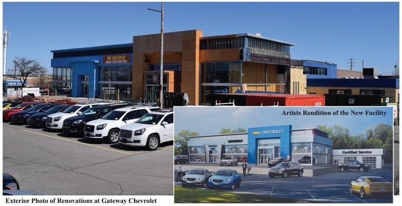Gateway Renovations