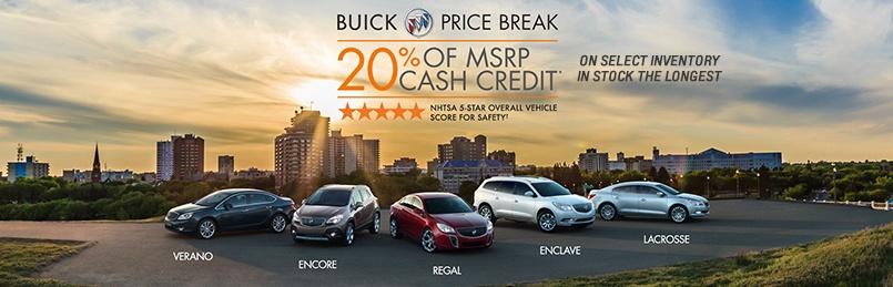 Buick Specials June 2016