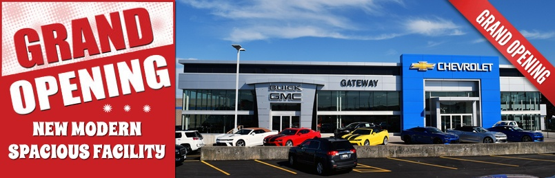 Gateway Chevrolet Brampton