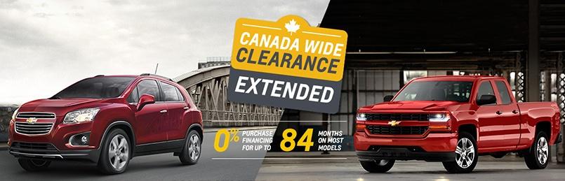 Chevrolet Specials Aug2016