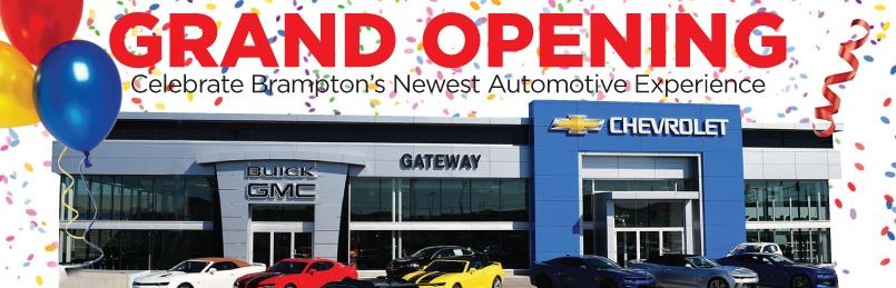 Gateway Grand Opening
