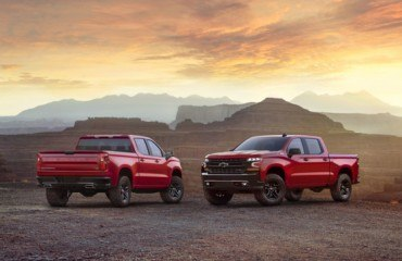 2019 Chevrolet Silverado Reveal
