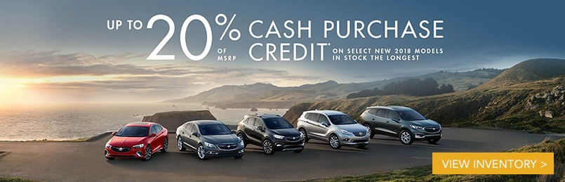 Buick Specials July 2018