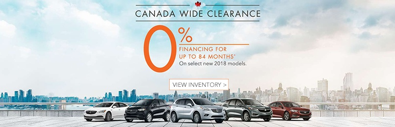 Buick Specials August 2018