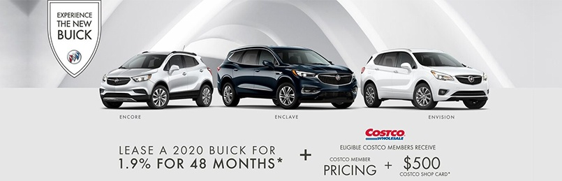 Buick Specials March 2020